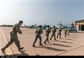 إنشاء أحدث قاعدة لبحریة الجیش الإیرانی فی سواحل بحر عمان