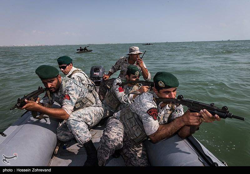 امریکی وزارت دفاع نے ایرانی بحریہ کی مشقوں کو بہترین جنگی مشقیں قرار دیا