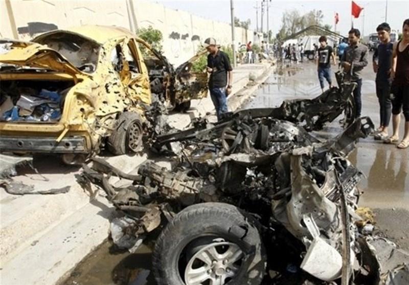 بغداد میں کار بم دھماکہ، 9 افراد شہید