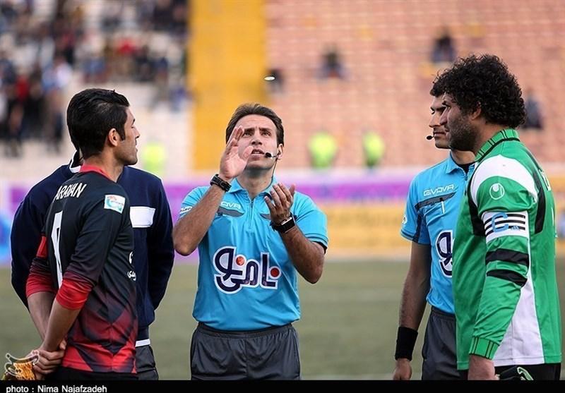 اکرمی و 3 داور ایرانی در AFC کاپ قضاوت میکنند