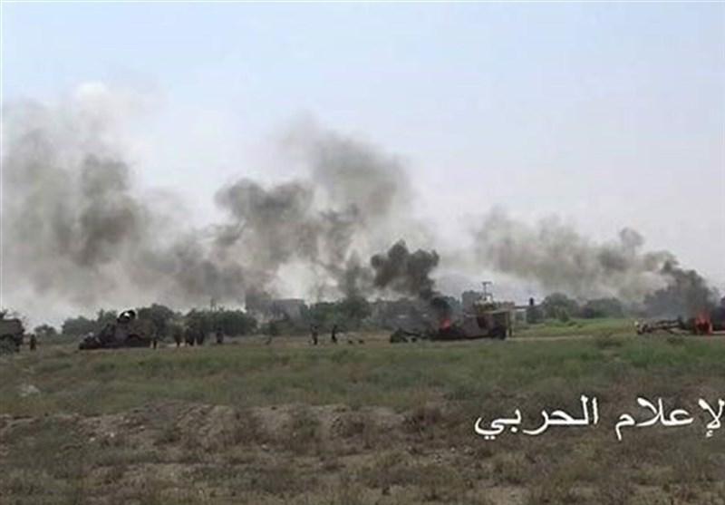 یمنی سرکاری فوج کا سعودی فوجی قافلے پر حملہ، 7 سعودی ہلاک