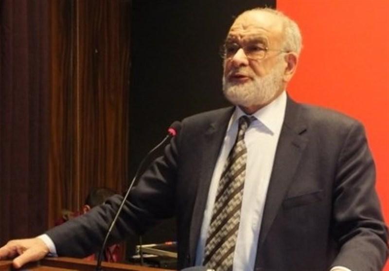 رهبر حزب سعادت: پس از سوریه، ترکیه و ایران هدف بعدی غرب خواهد بود