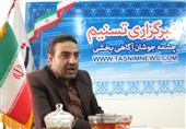 زهرایی رئیس سازمان بسیج سازندگی خراسان جنوبی