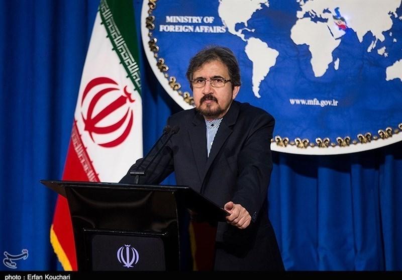 Spokesman Reiterates Iran's Emphasis on Principle of Good Neighborliness