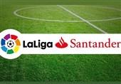 جدول ردهبندی لالیگا در پایان شب سوم هفته سی و یکم|مادریدیها به نفع بارسلونا مساوی کردند، والنسیا جای رئال را گرفت