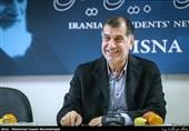 نشست خبری محمدرضا باهنر در خبرگزاری ایسنا
