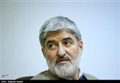 سخنرانی علی مطهری نماینده مجلس در مراسم روز دانشجو در دانشگاه شریف