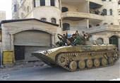 الجیش السوری یُسیطر على 93 فی المئة من حلب