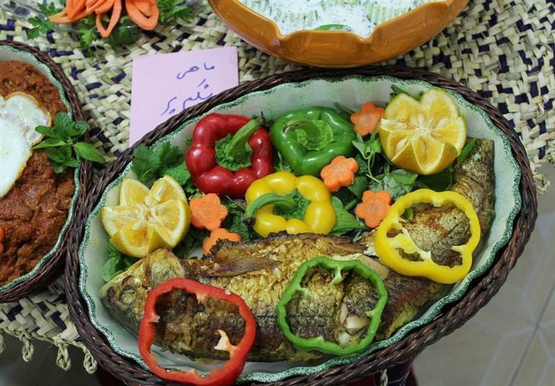 Iranian Foods with Subtle Flavors