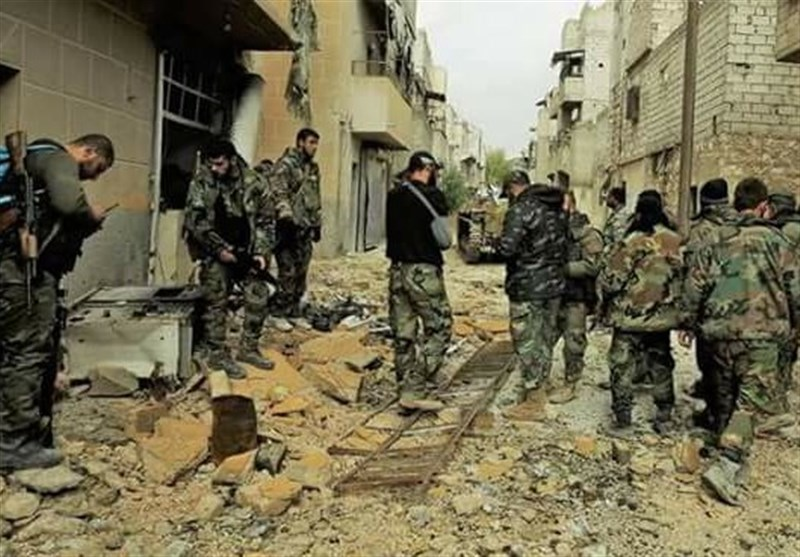 Syrian Forces Retake More Areas in Eastern Aleppo