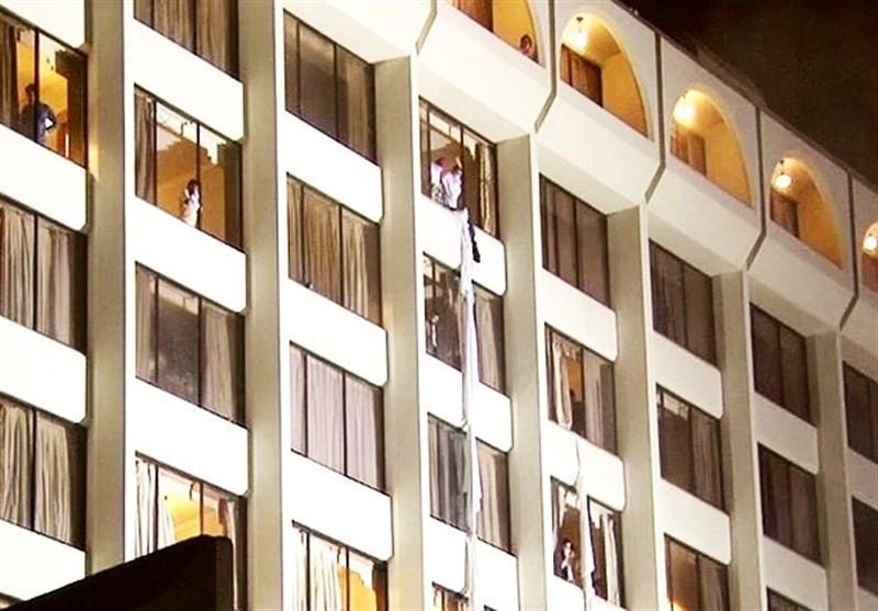 کراچی: ریجنٹ پلازہ ہوٹل میں آتشزدگی سے 11 افراد ہلاک