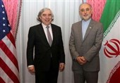 صالحی یبلغ وزیر الطاقة الامریکی احتجاج ایران الشدید على تمدید العقوبات