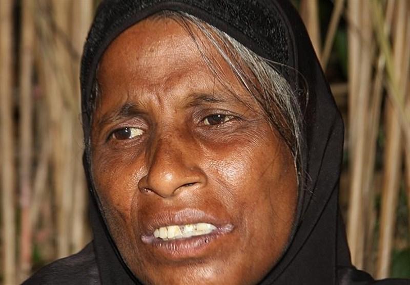 'Kocamın Boğazının Bıçakla Kesilerek Öldürüldüğünü Gördüm, Kızımı Ve Oğlumu Da Bulamıyorum'