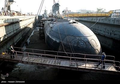 ایرانی بحریہ کے کشتی ساز کارخانے