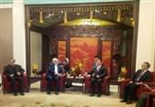 ظریف معاون نخستوزیر چین
