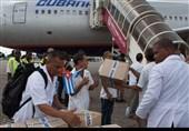 همراهی پزشکان آمریکایی با معترضان به احداث خط لوله نفتی + تصاویر