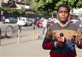 خبرنگار مصر