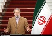 علی لاریجانی رئیس مجلس
