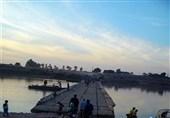 پل شناور غدیر
