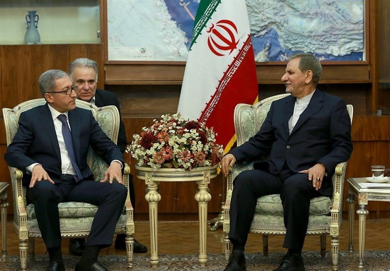 Iran, Armenia Discuss Persian Gulf-Black Sea Link Project
