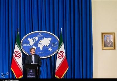 واکنش سخنگوی وزارت خارجه به اظهارات نخست وزیر بریتانیا در اجلاس منامه