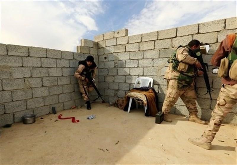 """مقتل 40 مسلحا من """"داعش"""" شرق صلاح الدین"""