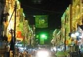 ھفتہ وحدت کا آغاز، جشن میلاد النبیﷺ مذہبی جوش وجذبے سے منایا جا رہا ہے