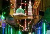 پاکستان بھرمیں عیدمیلادالنبی ؐ کی تیاریاں عروج پر+ ویڈیو، تصاویر