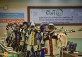 برگزاری هفته پایانی لیگ برتر تفنگ بادی بانوان
