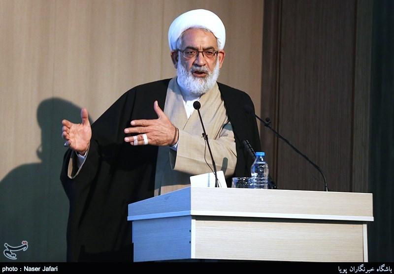 حجت الاسلام والمسلمین منتظری دادستان کل کشور