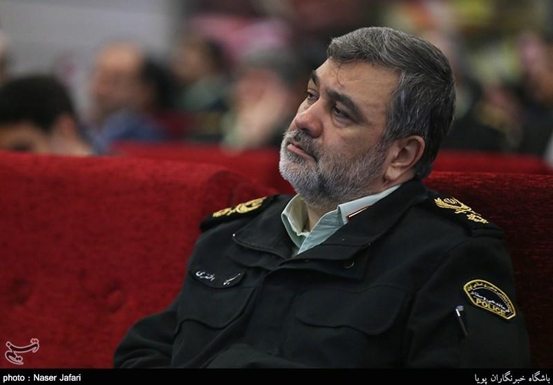 اعتقال خلیة ارهابیة فی اطراف طهران صباح الیوم