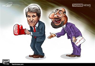 امریکہ کی ایران ایٹمی معاہدے کی مذموم خلاف ورزی!