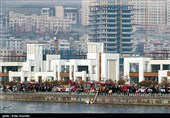 ساحلخواری برجسازان در حواشی دریاچه خلیج فارس/ مشکلات مردم ساحلنشین تهران چیست؟