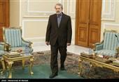 دیدار رییس کمیته صلیب سرخ جهانی با علی لاریجانی