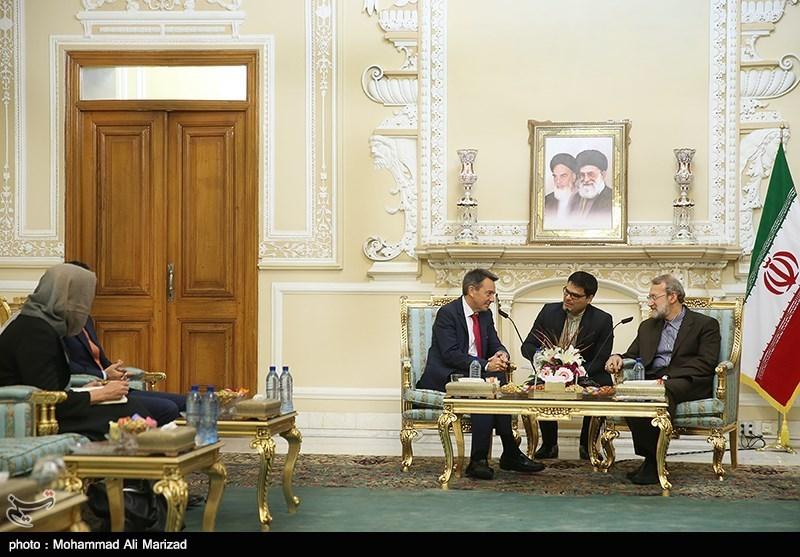 لاریجانی: الإهتمام بالجذور الثقافیة للإرهاب شرط أساسی لمکافحته