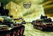 مسلحو أحیاء حلب الشرقیة داخل مربع الـ 20 بالمئة