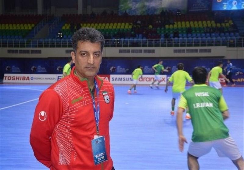 Iran Youth Futsal Team to Face Italy on Wednesday