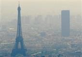 آلودگی هوای پاریس