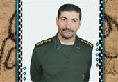 شهید فرامرز رضازاده از شهدای مدافع حرم استان خوزستان