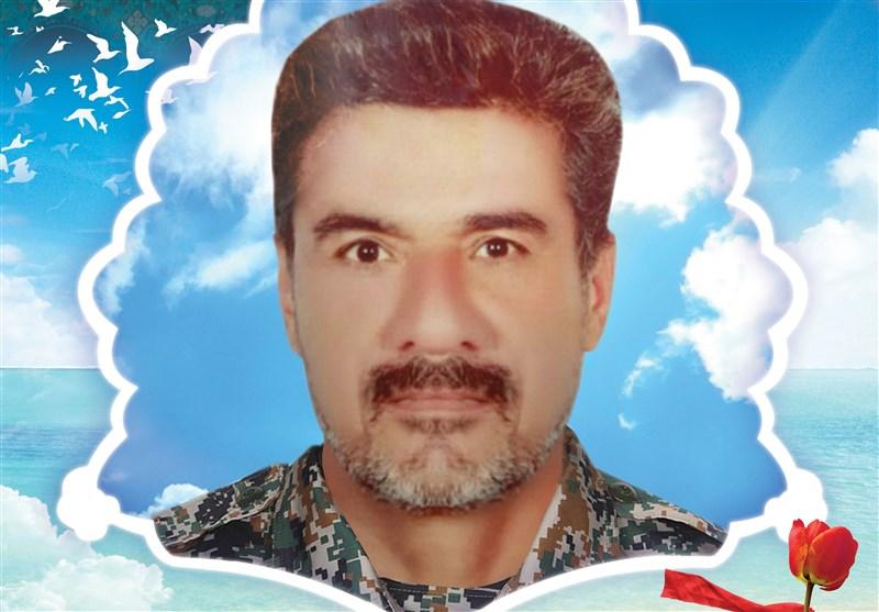 شهید محمدرضا علیخانی از شهدای مدافع حرم استان خوزستان