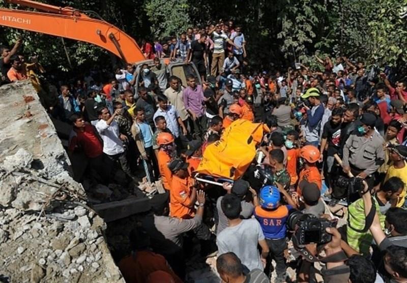 139509171316539459398374 زلزله اندونزی با قدرت ۶.۵ ریشتر + جزئیات زلزله و تصاویر