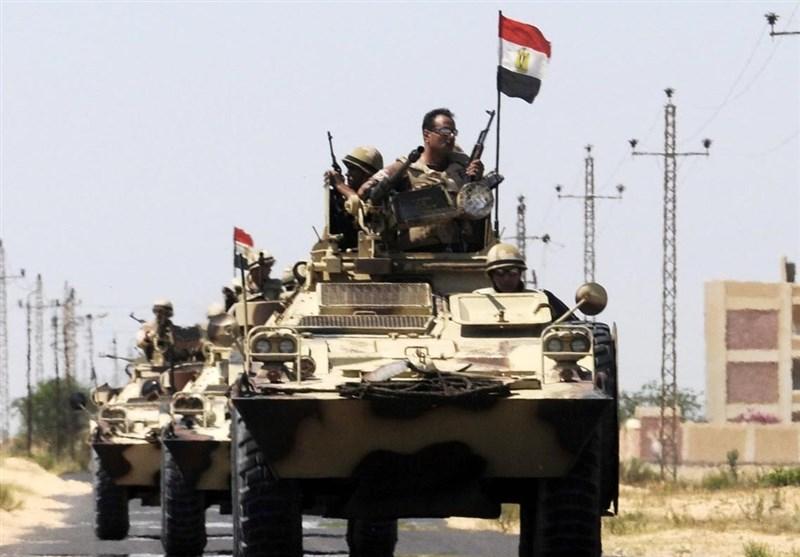 مصرمیں داعشی دہشت گردوں کے خلاف کارروائی 8خطرناک شرپسند ہلاک