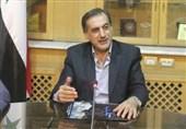 حسین دیاب استاندار حلب