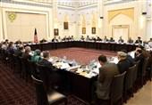 جلسه کابینه افغانستان