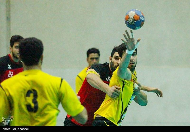 پایان هفته نهم لیگ برتر هندبال با برتری نفت و سپاهان