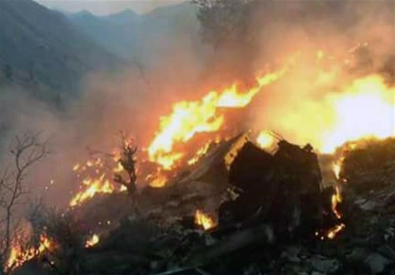 Pakistan International Airlines Head Resigns after Plane Crash