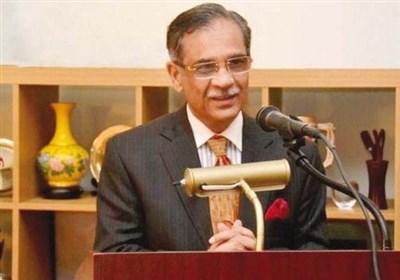 رئیس دادگاه عالی پاکستان: انتخابات خارج وقت و برپایی حکومت نظامی نخواهیم داشت