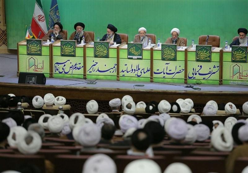 الاتحاد والتضامن بین المسلمین اکثر الحاجات الماسة فی العالم الاسلامی