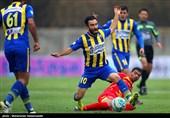 برتری گسترش فولاد در دربی فوتبال تبریز