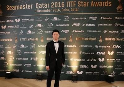 برترینهای تنیس روی میز جهان در سال 2016 معرفی شدند